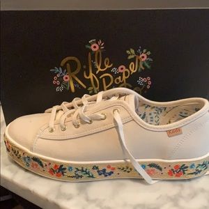 Keds x Rifle Paper Co sneakers size 8